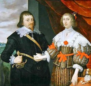 Portrait-Of-A-Husband-And-Wife
