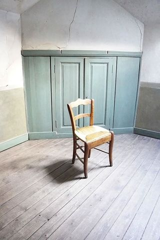 Van Gogh, room where he died